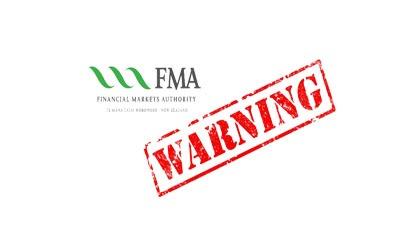 FMA-warning